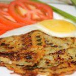 Картофельная лепешка «Оксана» рецепт