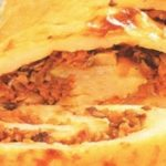 Картофельный рулет с грибами рецепт приготовления