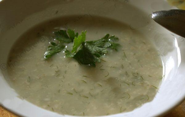 Овсяный суп рецепт приготовления