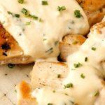 Курица в сырном соусе рецепт приготовления