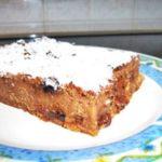 Торт «Хлебный» из яиц рецепт приготовления