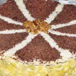 Торт Мечта со сгущенкой рецепт приготовления