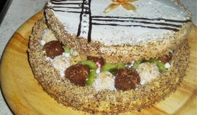 Торт Шкатулка рецепт приготовления