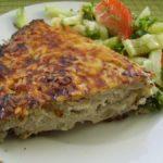 Запеканка из курицы с рисом и овощами рецепт