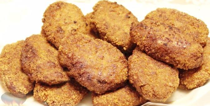 Зразы рубленые мясные рецепт