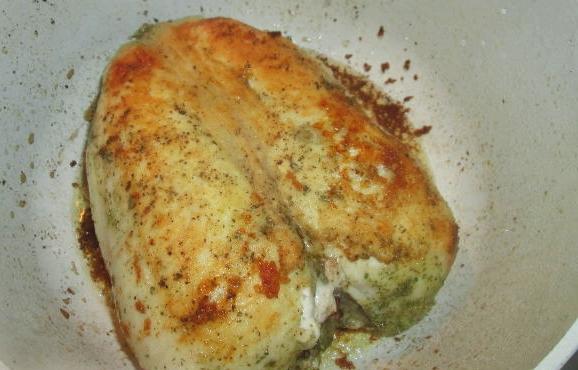 Куриная грудка в винном соусе рецепт приготовления