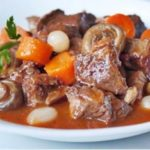 Тушеная говядина «Сен-Жюньен» рецепт приготовления