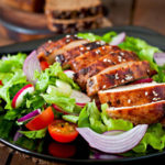 Куриные грудки и овощи рецепт приготовления