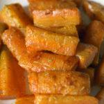 Гарнир из моркови рецепт приготовления