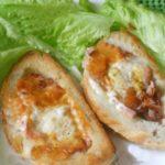 Бутерброд с сыром и яйцом рецепт приготовления