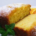 Апельсиновый кекс рецепт приготовления