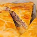 Мясной пирог рецепт приготовления