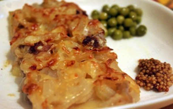 Мясо по-французски с картофелем рецепт приготовления
