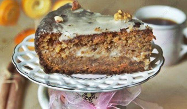 Классический морковный торт рецепт приготовления