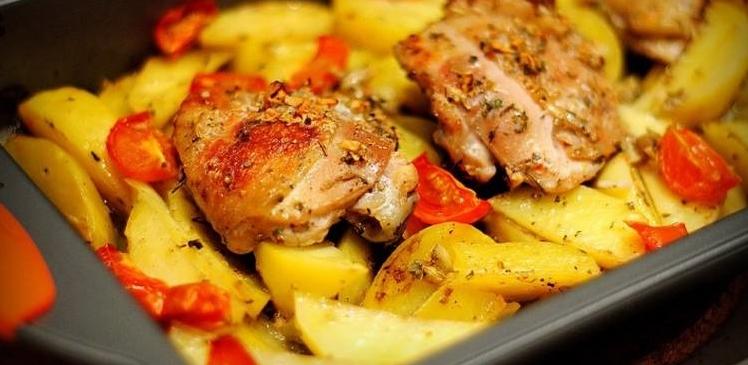 Курица маринованная в кефире рецепт приготовления
