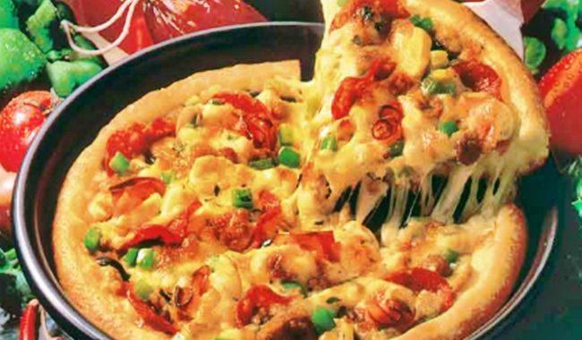 Пицца ассорти – рецепт простой и быстрый