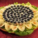 Салат Подсолнух рецепт приготовления