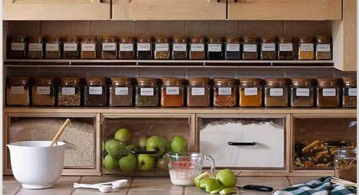 Специи на вашей кухне – как хранить правильно?