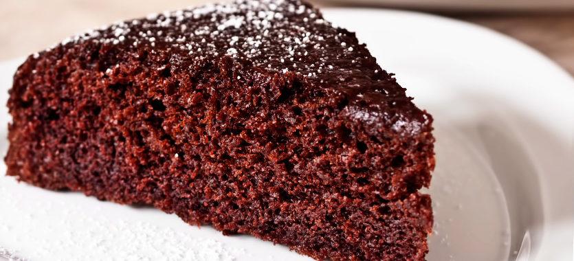 Шоколадный кекс рецепт приготовления