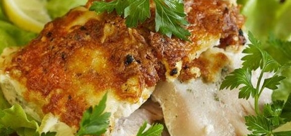 Индейка в сырной панировке рецепт приготовления
