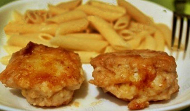 Рубленые котлеты из куриного филе рецепт