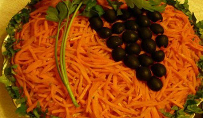 Салат Изабелла рецепт приготовления