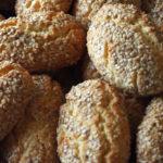 Овсяное печенье с кунжутом рецепт приготовления
