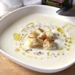 Суп из цветной капусты пошаговый рецепт с фото