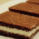 Бисквитное пирожное рецепт приготовления