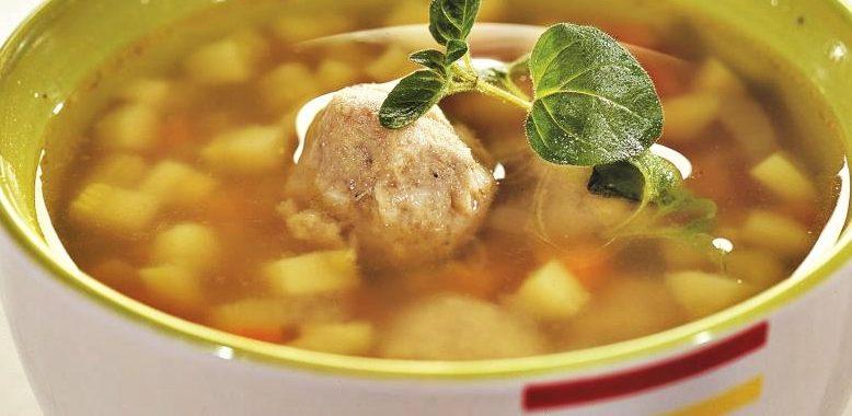 Рыбный суп с фрикадельками рецепт приготовления