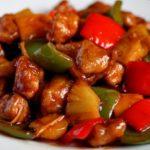 Свинина в кисло-сладком соусе рецепт приготовления