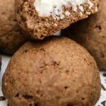 Шоколадные пирожные с кокосовой начинкой рецепт приготовления