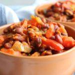 Классический Лобио из фасоли с помидорами рецепт приготовления