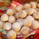 Пирожное Шарики с кокосом рецепт приготовления