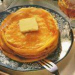 Блинчики с кленовым сиропом из яиц рецепт приготовления
