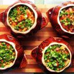 Картофель в горшочках в духовке рецепт приготовления