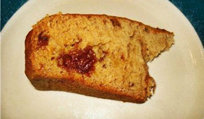 Ленивый пирог с вареньем в духовке рецепт приготовления