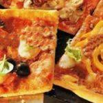Красочная пицца с овощами рецепт приготовления