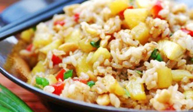 Гарнир из отварного и рассыпчатого риса рецепт приготовления