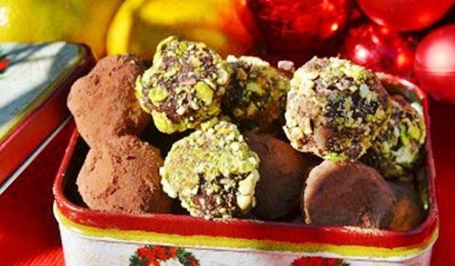 Шоколадные трюфели с ромом рецепт приготовления