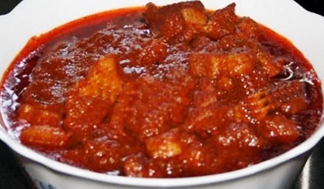 Свинина с овощами, тушенная по-домашнему рецепт приготовления