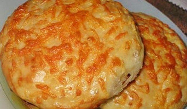 Сырные булочки в духовке рецепт приготовления
