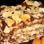 Торт к чаю с темным шоколадом рецепт приготовления