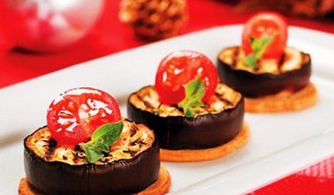 Закуска из баклажанов с помидорами и сыром рецепт приготовления