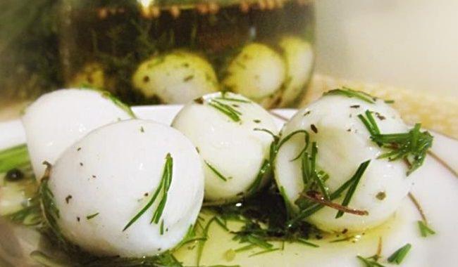 Маринованные яйца рецепт приготовления