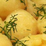Клецки с макаронами рецепт приготовления