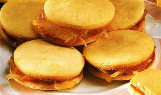 Лимонное бисквитное печенье рецепт приготовления