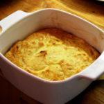 Картофельное суфле с сыром в духовке рецепт приготовления