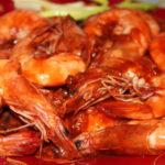 Креветки жареные с шафраном рецепт приготовления