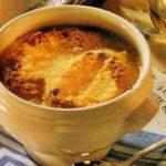 Луковый суп по-французски рецепт приготовления
